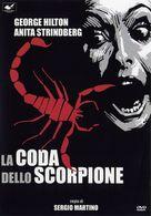 La coda dello scorpione - Italian DVD cover (xs thumbnail)