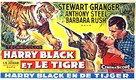 Harry Black - Belgian Movie Poster (xs thumbnail)