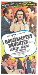 The Housekeeper's Daughter - Movie Poster (xs thumbnail)