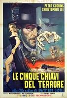 Dr. Terror's House of Horrors - Italian Movie Poster (xs thumbnail)