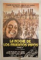 Zombi 2 - Chilean Movie Poster (xs thumbnail)