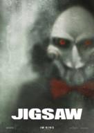 Jigsaw - German Movie Poster (xs thumbnail)