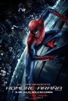 The Amazing Spider-Man - Mexican Movie Poster (xs thumbnail)