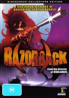 Razorback - Australian Movie Cover (xs thumbnail)
