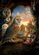 Legend of the Guardians: The Owls of Ga'Hoole - Key art (xs thumbnail)