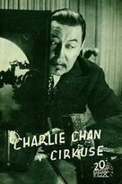 Charlie Chan at the Circus - Czech Movie Poster (xs thumbnail)