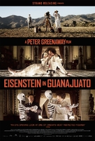 Eisenstein in Guanajuato - Movie Poster (xs thumbnail)