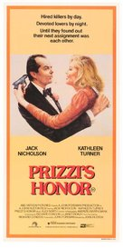 Prizzi's Honor - Australian Movie Poster (xs thumbnail)