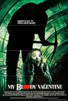 My Bloody Valentine - British Movie Poster (xs thumbnail)