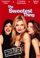 The Sweetest Thing - DVD cover (xs thumbnail)