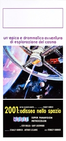 2001: A Space Odyssey - Italian Movie Poster (xs thumbnail)