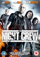 The Night Crew - British DVD cover (xs thumbnail)