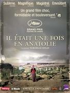 Bir zamanlar Anadolu'da - French Movie Poster (xs thumbnail)