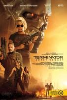 Terminator: Dark Fate - Hungarian Movie Poster (xs thumbnail)
