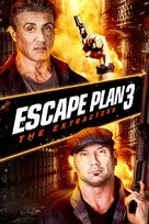 Escape Plan: The Extractors - Dutch Movie Cover (xs thumbnail)