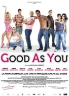 Good as You - Italian Movie Poster (xs thumbnail)