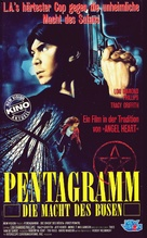 The First Power - German VHS movie cover (xs thumbnail)