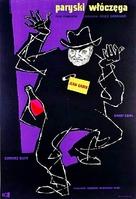Archimède, le clochard - Polish Movie Poster (xs thumbnail)