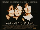 Marvin's Room - British Movie Poster (xs thumbnail)