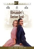 Alexander's Ragtime Band - DVD cover (xs thumbnail)