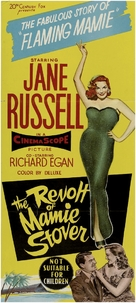 The Revolt of Mamie Stover - Australian Movie Poster (xs thumbnail)