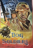 Dog Soldiers - Ghanian Movie Poster (xs thumbnail)