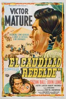 Chief Crazy Horse - Argentinian Movie Poster (xs thumbnail)