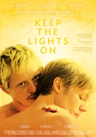 Keep the Lights On - German Movie Poster (xs thumbnail)