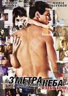 Tengo ganas de ti - Russian DVD cover (xs thumbnail)