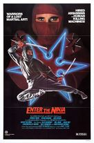 Enter the Ninja - Movie Poster (xs thumbnail)
