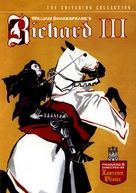 Richard III - DVD movie cover (xs thumbnail)
