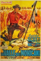 Comanche Station - Italian Movie Poster (xs thumbnail)