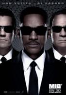 Men in Black 3 - Spanish Movie Poster (xs thumbnail)