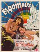 Eskimo - French Movie Poster (xs thumbnail)