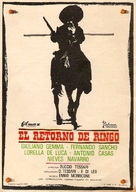 Il ritorno di Ringo - Spanish Movie Poster (xs thumbnail)