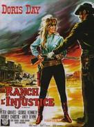 The Ballad of Josie - French Movie Poster (xs thumbnail)