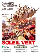Soylent Green - French Re-release poster (xs thumbnail)