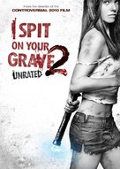 I Spit on Your Grave 2 - DVD movie cover (xs thumbnail)