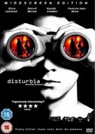 Disturbia - DVD movie cover (xs thumbnail)
