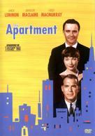 The Apartment - German DVD cover (xs thumbnail)