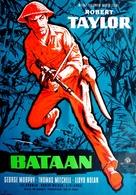 Bataan - German Movie Poster (xs thumbnail)