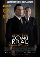 The King's Speech - Turkish Movie Poster (xs thumbnail)