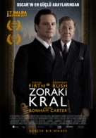 The King's Speech - Turkish Movie Poster (xs thumbnail)