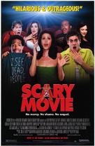 Scary Movie - Video release movie poster (xs thumbnail)