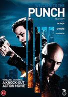 Welcome to the Punch - Danish DVD movie cover (xs thumbnail)
