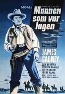 Tribute to a Bad Man - Swedish Movie Poster (xs thumbnail)