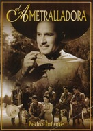 El ametralladora - Mexican Movie Cover (xs thumbnail)