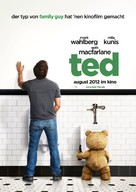 Ted - German Movie Poster (xs thumbnail)