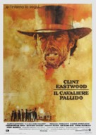 Pale Rider - Italian Movie Poster (xs thumbnail)