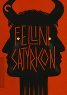 Fellini - Satyricon - DVD cover (xs thumbnail)